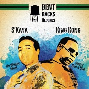 "Bent Backs Records 12"" - feat. King Kong & S'Kaya"