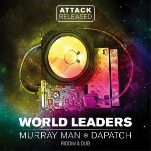 Attack Released - World Leaders (EP)
