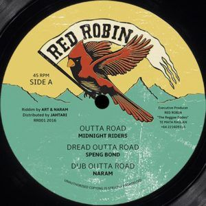 "Red Robin Interview + Outta Road / Dem A Fraud 12"" Review"