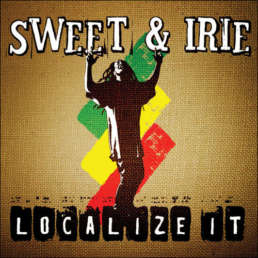 Localize It album cover