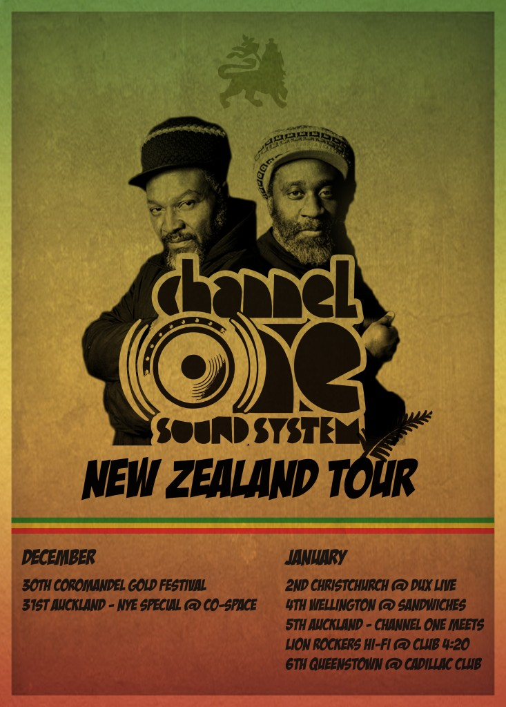 Channel One NZ tour