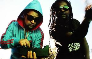 Dub Terminator and Ras Stone