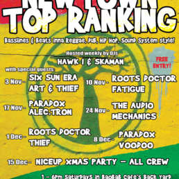 Newtown Top Ranking poster