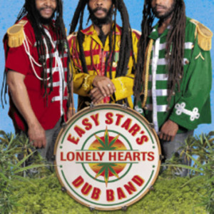 Easy Star All Star's Lonely Heart's Dub Band album cover