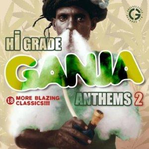Hi Grade Ganja Anthems 2 cover