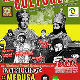 Harmonic Culture poster