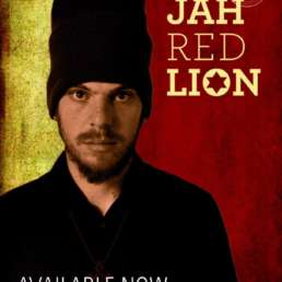 Jah Red Lion EP cover