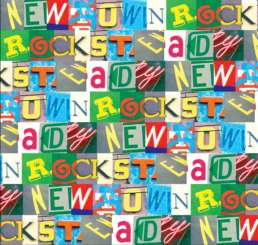 Newtown Rocksteady EP cover