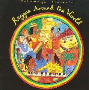 Reggae Around The World cover