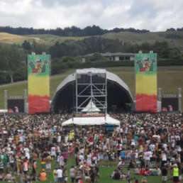 Raggamuffin main stage