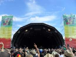 Raggamuffin stage
