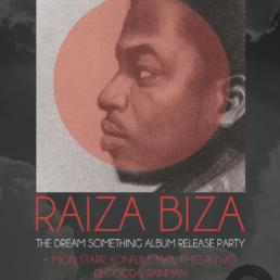 Raiza Biza album release party