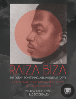 Raiza Biza album release party