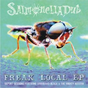 Freak Local EP cover