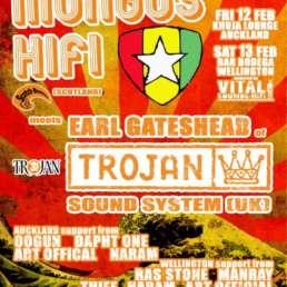 Mungo's Hi Fi and Earl Gateshead