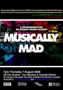 Musically Mad NZ premier screening