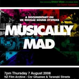 Musically Mad NZ premier screening