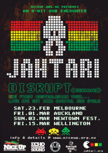 Disrupt Jahtari