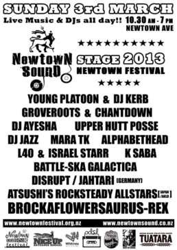 Newtown Sound Stage