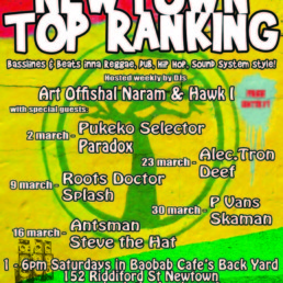 Newtown Top Ranking March