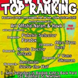 Newtown Top Ranking March