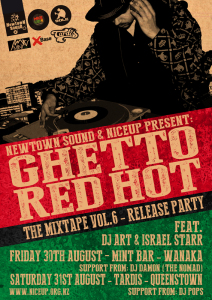 Ghetto Red Hot Vol.6 Mix Release
