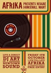 Reggae Dancehall with Newtown Sound