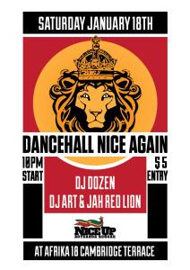 Dancehall Nice Again Jan14