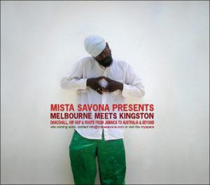 Melbourne meets Kingston
