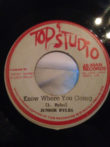 Junior Byles - Know Where You Going