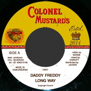 Daddy Freddy - Long Way