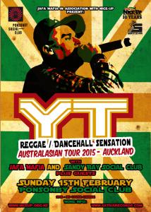 YT Australasian Tour 2015 - Auckland