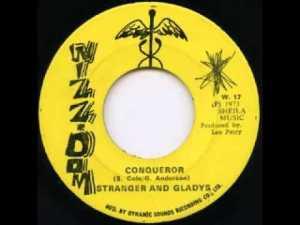 Stranger & Gladdy - Conqueror