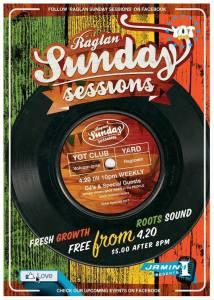 Raglan Sunday Sessions