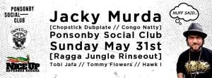 Jacky Murda - Auckland show