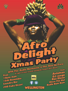 Afro Delight Xmas Party