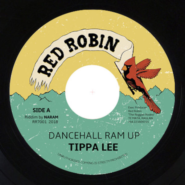 Tippa Lee – Dancehall Ram Up