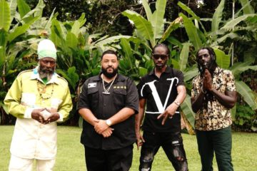 DJ Khaled feat. Buju Banton, Capleton, Bounty Killer, Barrington Levi – Where You Come From
